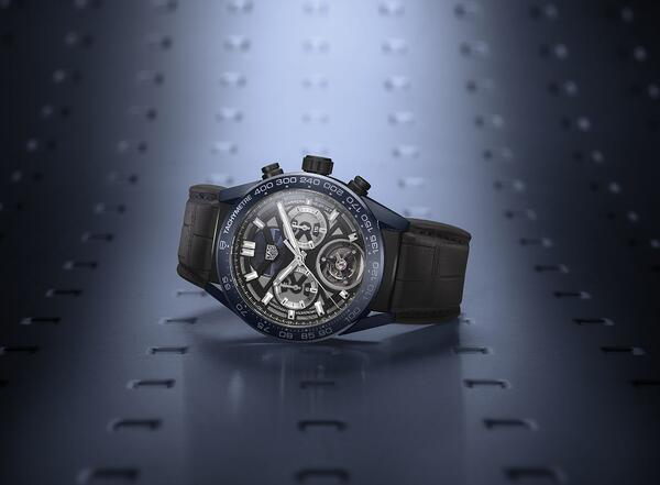 Carrera Tourbillon Vipere