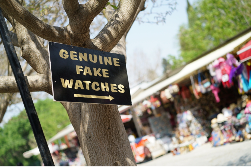 Never buy a luxury watch without professional certified authentication