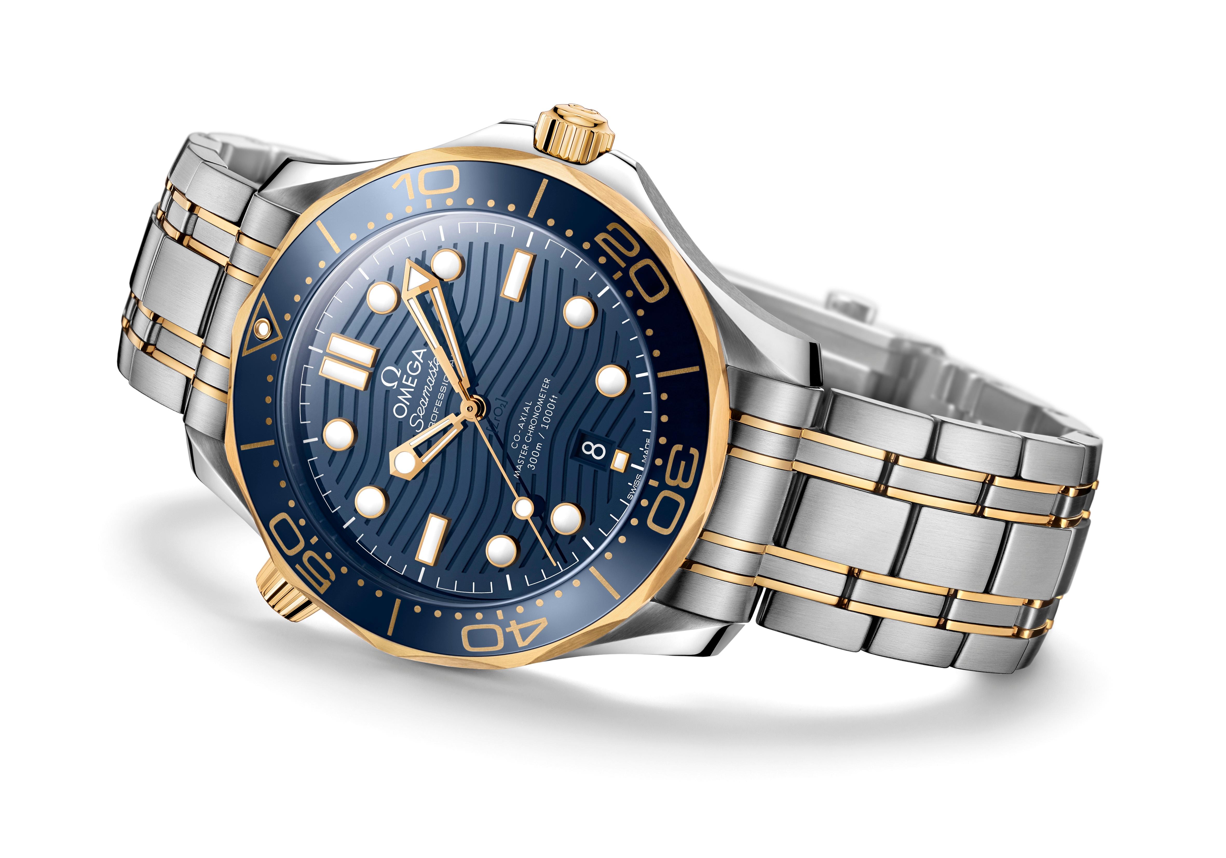 Omega Seamaster James Bond 300m